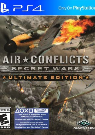 AIR CONFLICTS PS4